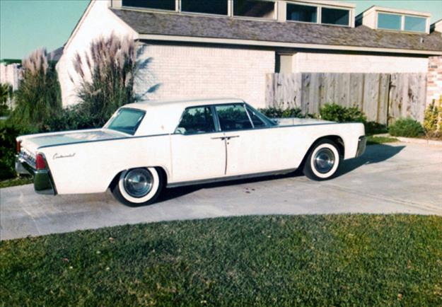 1963 Continental