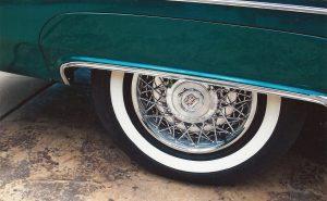 Cadillac Hubcap