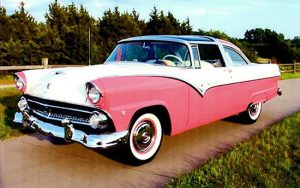 55 Ford Crown Victoria