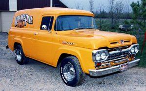 Ford Orangepeel