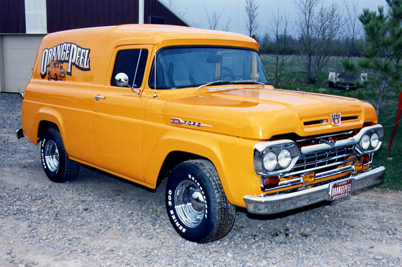 Ford Orange Peel